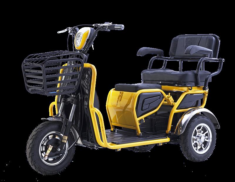 Nuovo Stile 3 Ruote Bici Elettricaled Triciclo Elettrico Per Adulti Buy Elettrico A Tre Ruote Triciclotriciclo Elettrico Con Led3 Ruote Bici