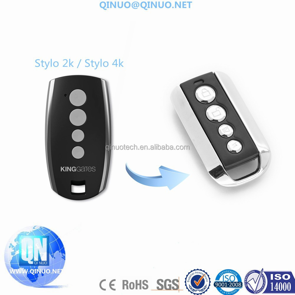 Kinggates Stylo 2k and Stylo 4k Multi Code Remote Control Duplicator