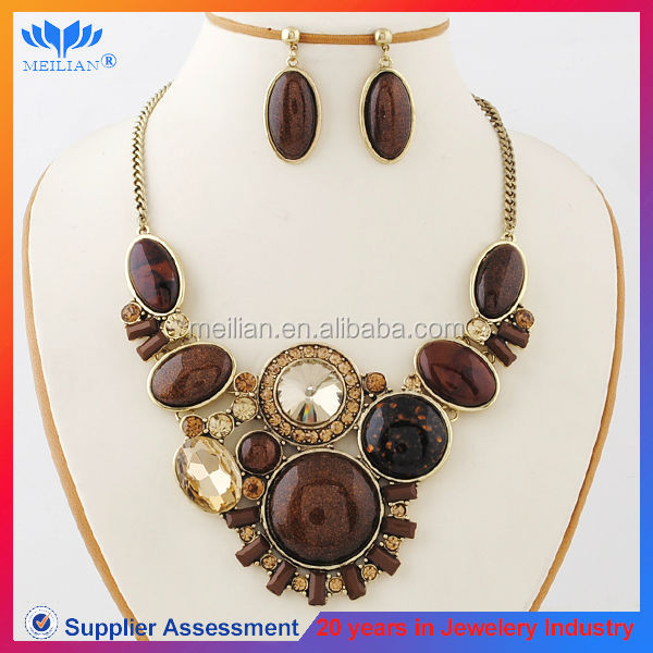 Fashion Jewellery Yiwu Necklaces Set China Imitation Jewellery ...