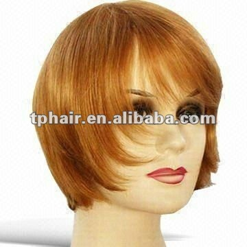 2012 women toupee/Newest blonde lace front wigs