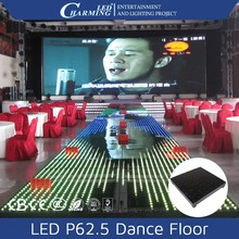 california portable dance floor led display for party dance floor led light dancing
