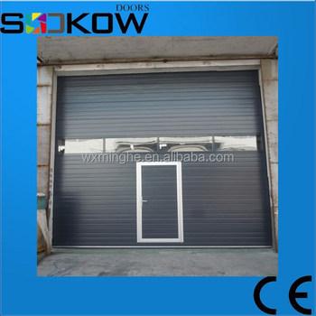 Industrial Garage Door From Doors Supplier Or Manufacturerelectric