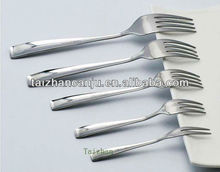 High class stailess steel fork for hotel