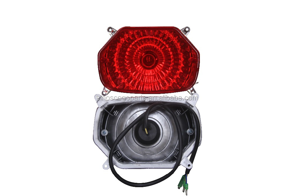 ATV REAR TAILLIGHT, TAIL LIGHT, HS400ATV, HS700ATV, HISUN,MASSIMO, 700CC ATV, ATV PARTS, QUAD PARTS, JUNAN PARTS, KAZUMA PARTS