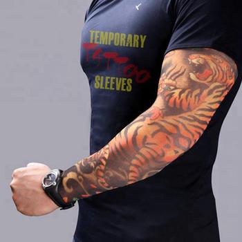 Cool Tattoo Arm Sleeves Men,Bulk Stock Wholesale Nylon Spandex ...