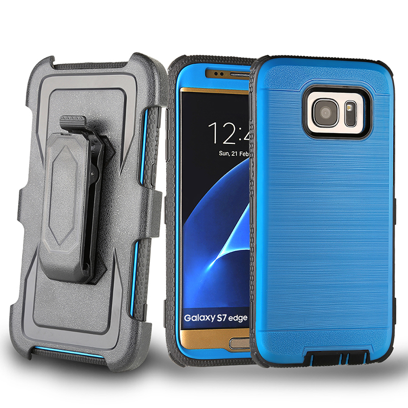 3 In 1 Tpu Pc Protector Clip Rugged Shockproof Cover For Samsung S8 Case,Phone Case For Samsung Galaxy S8 Case