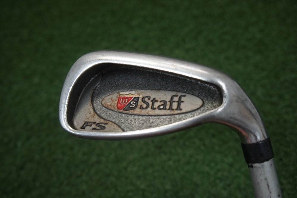 Golfschläger Golf-Artikel **BARGAIN BUY** Wilson Di9 Irons 5-SW Steel Uniflex Shafts RH