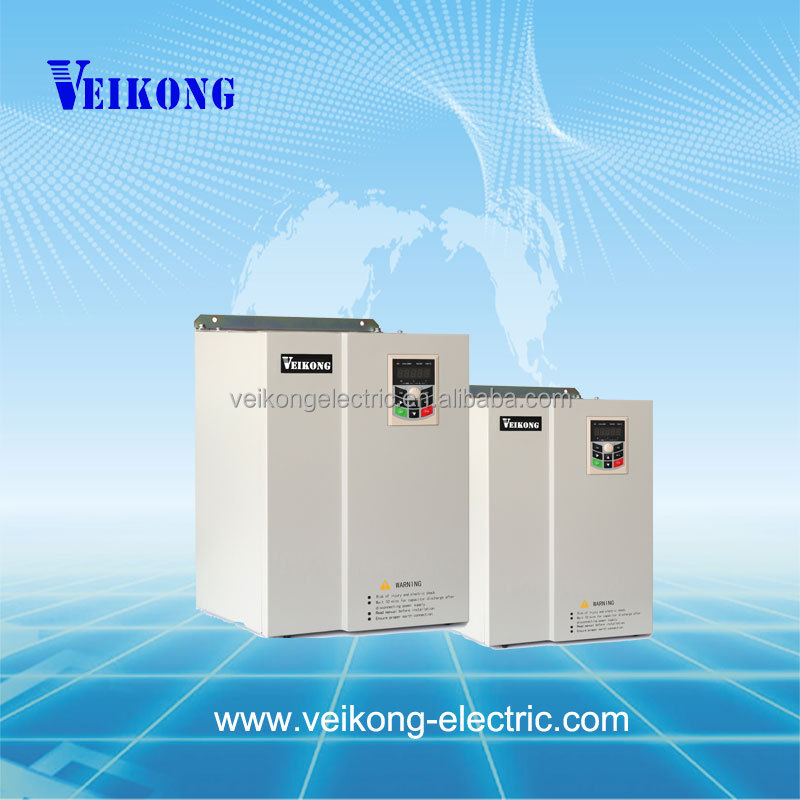 VEIKONG VF and open loop vector control VFD for pumps and fans