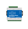 M130T Modbus TCP Ethernet Remote IO Module (8DI+4DO+RJ45+RS485)