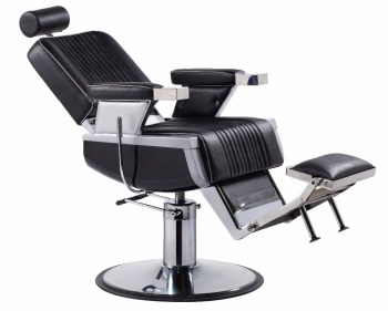 Luxury high quality hot sale reclining barber shop equipment chair manufacturer