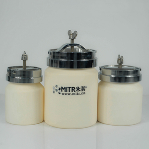 Mitr 50ml-5l Iso9001:2008 Chinese Porcelain Jar Ceramic Grinding Mill Glass Jars Factory