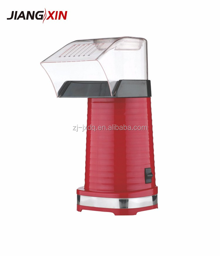 electric cannon shape popcorn maker/hot air popcorn/popcorn maker price