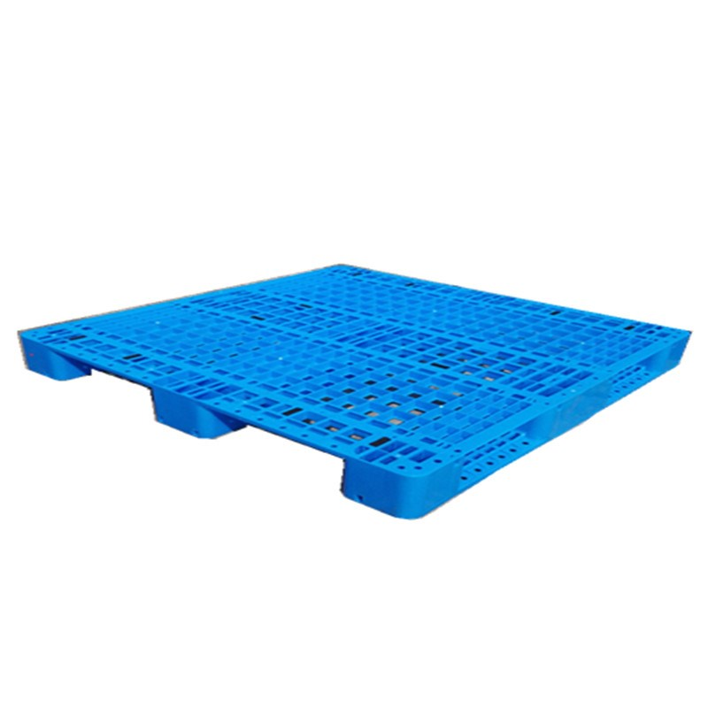 Ching SG ISO 9001 singola faccia hape acciaio euro rinforzato hdpe pallet in plastica made in china hdpe pallet