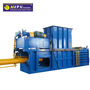 bales pressing products carton compress baler machine