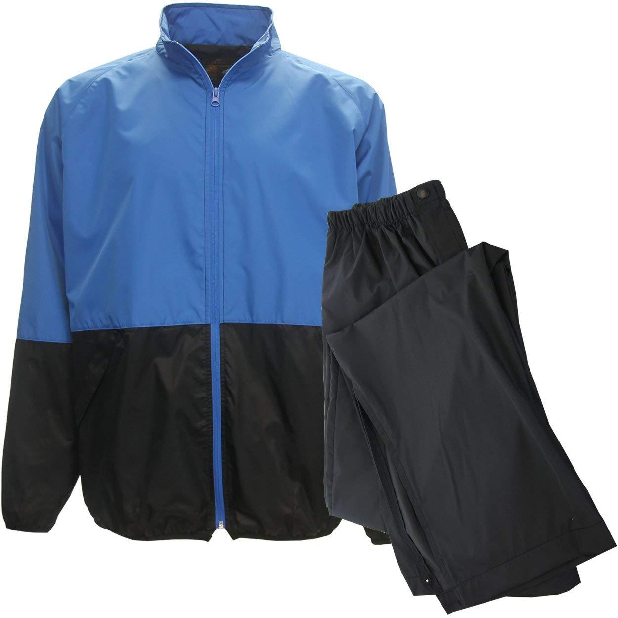 13b4619cb090 Forrester Packable Waterproof Golf Rain Suit