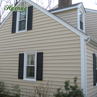 Factory directly sell decorative vinyl siding for house exterior walls