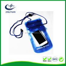 Shockproof warterproof PVC cell phone bag