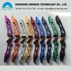 "wholesale aluminum riser for recurve bow 23"" 25'' and 27'' with 16-40lbs your best OEM ODM choise"