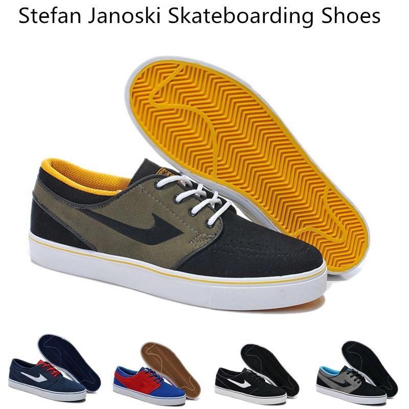 2015 группа со стефан Janoski mid скейтбординг для мужчины мальчик низкие janosky кроссовки мода скейтборд замочить обувь горячая распродажа