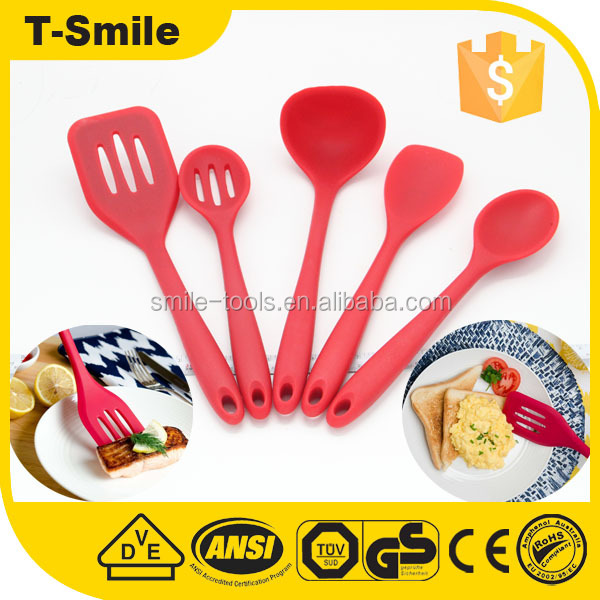 For Sale Cooking Utensils Set With Non Stick Silicone Cooking Utensils Set With Non Stick