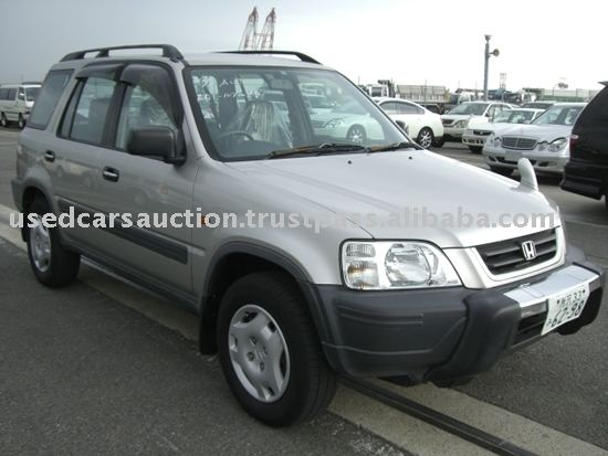 Used Honda CR-V from Japan car