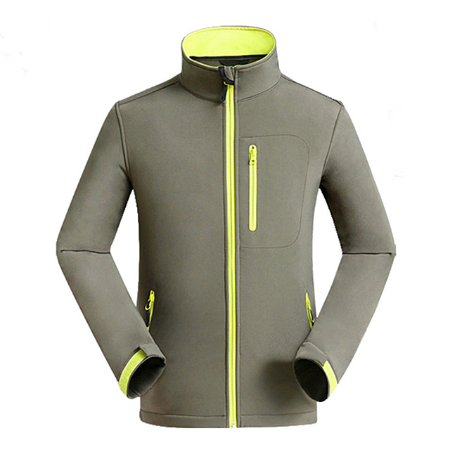 2019 Wholesale New Design Waterproof Windproof Outdoor Jackets Softshell Mens