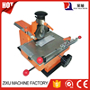 2-6mm Letter Aluminum Manual Numbering Plate Press Marking Machine