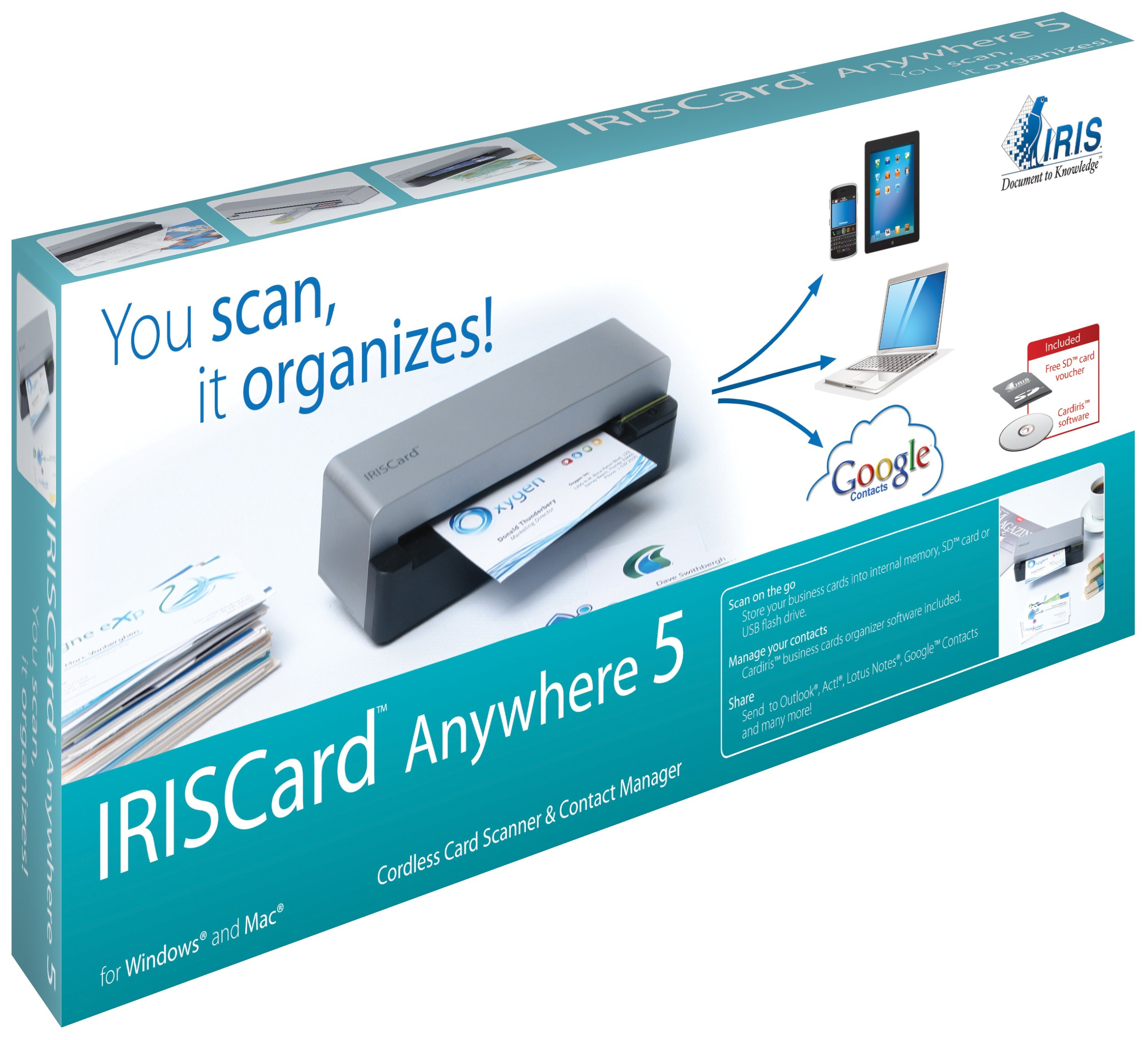 Cheap scanner small business find scanner small business deals on get quotations iriscard anywhere 5 portable business card recognition scanner reheart Gallery
