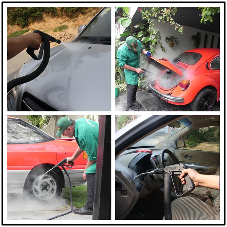 Ce On Promotion Mobile Diesel 50 Bar Steam Car Cleaner,Vapor My ...