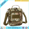 Simple style military camouflage shoulder bags for outdoor usage