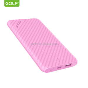 fashion mobile phone batteries, best portable phone charger, powerbank 5000 mah. mini power bank