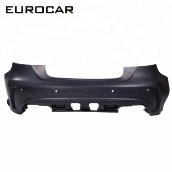High Quality Rear Bumper W176 A45 For A180 A200 A250 A260 PP Automobiles Body Kit