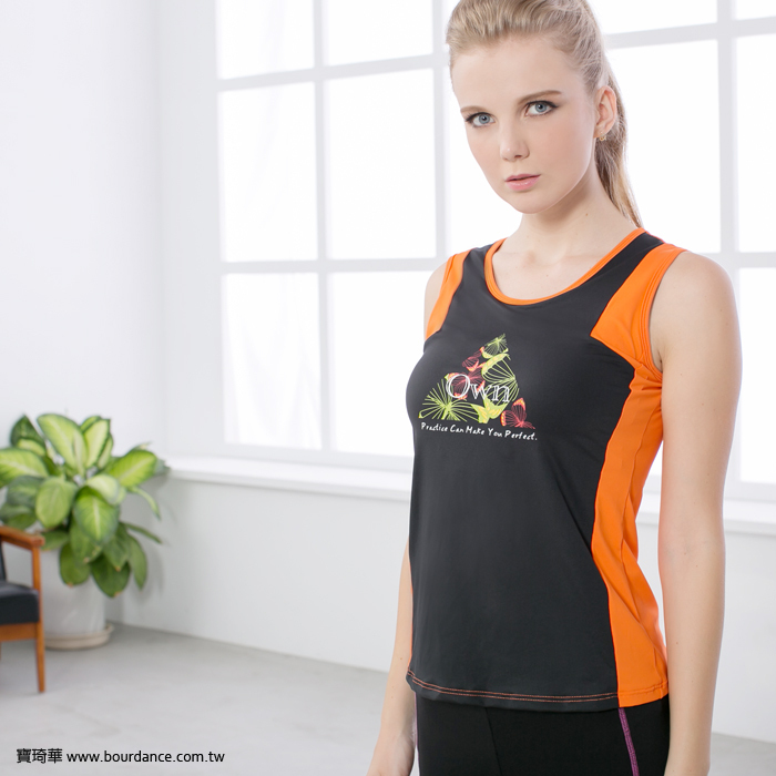High quality women tank top yoga wear