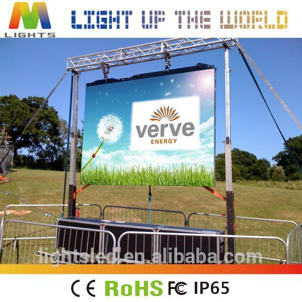 LightS electronic raw material led dj booth
