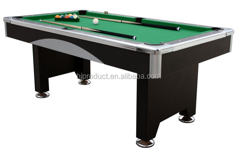 High Quality Standard Size Pool Table