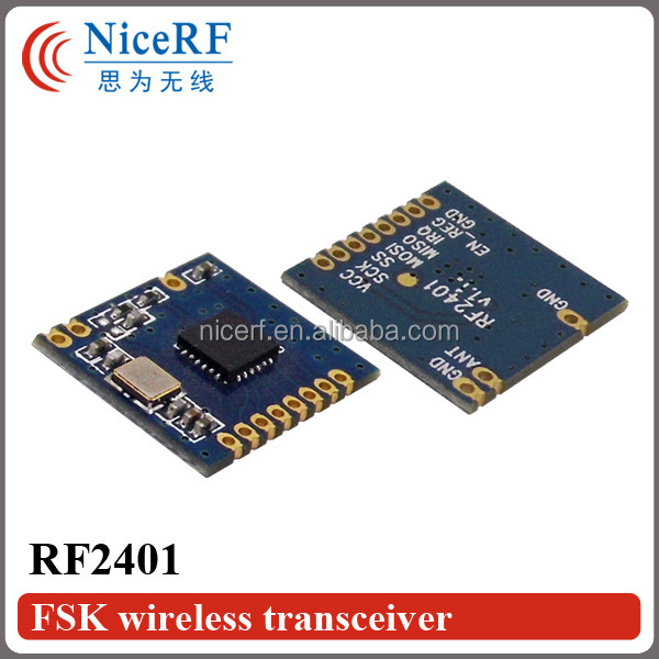 G Nicerf Rf2401 24ghz Rf Wireless Transmitter Receiver Module With