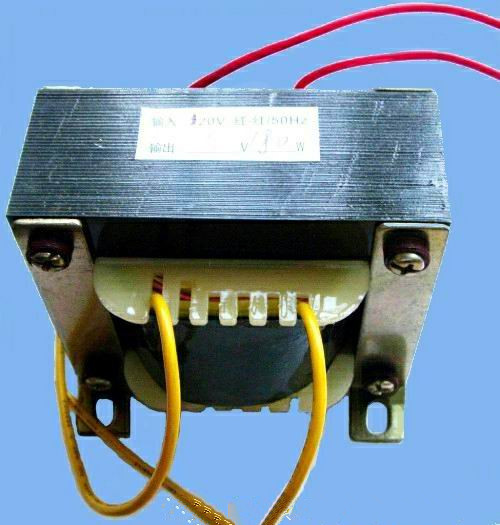 Low frequency lamination core 12v 220v Current Transformer