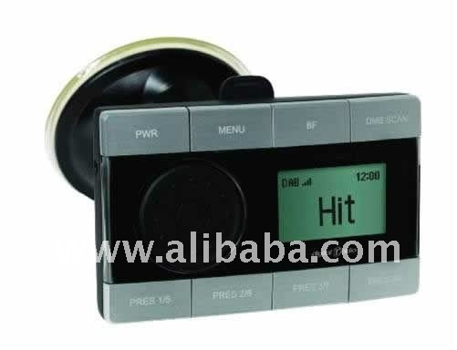 in car dab radio adapter autoradio product id 115067924. Black Bedroom Furniture Sets. Home Design Ideas