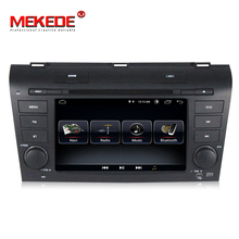 MKD-188L Android 8.0 Car multimedia player dvd per Old <span class=keywords><strong>MAZDA</strong></span> <span class=keywords><strong>3</strong></span> (2004-2009) supporto OBD DVR VIFI DAB + GPS SWC TPMS BT