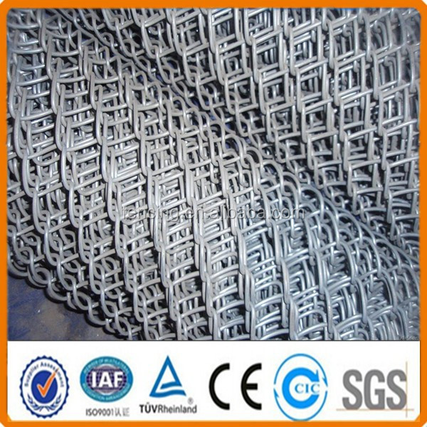 manufacture supplies diamond wire mesh fence for gardon flowers
