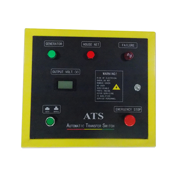 High quality ats controller automatic transfer switch 220v