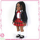 Brazilian dreadlock 18 inch Dolls wholesale black dolls afro