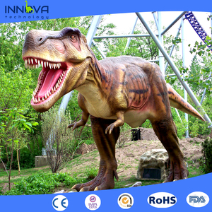 Innova Animatronic life-size giant robotic dinosaur toys for sale