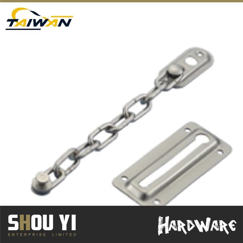 New Satin Nickel Door Security Chain Door Chain
