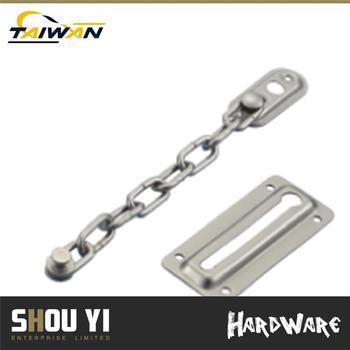 Door Latch Lock satin nickel us15 steel sliding door latch types lock strike plate