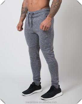 sports shoes 4e9c2 3cf8e Fashion Design Mens Jogger Pants Tapered Jogger Pants Heather Grey Slim Fit Mens  Joggers Custom Fitness
