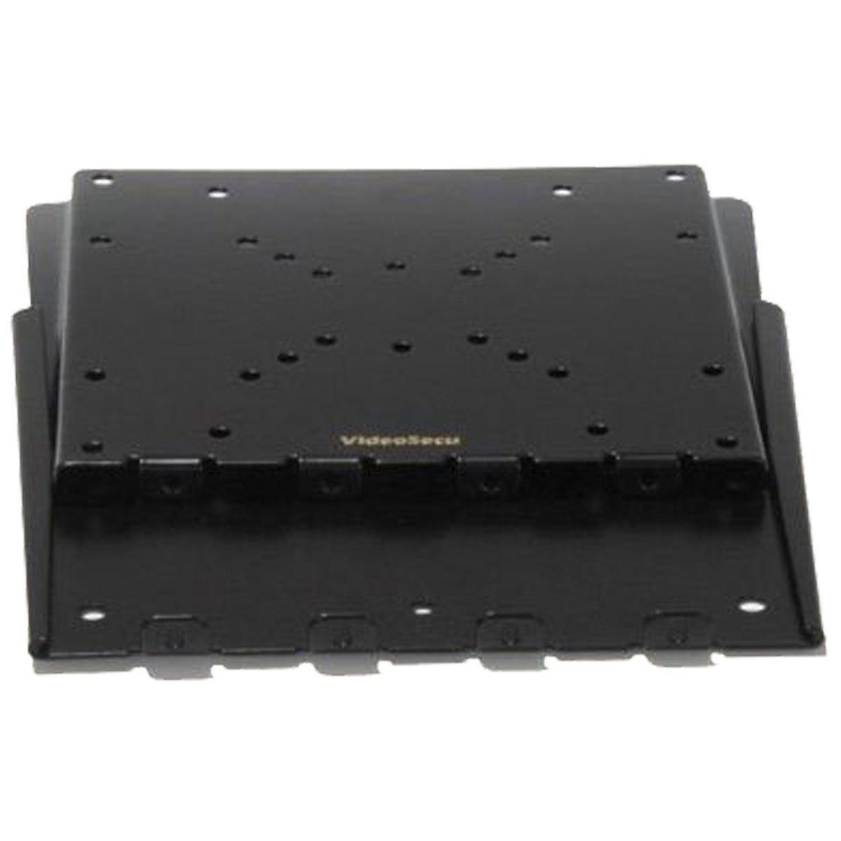 "VideoSecu Mounts Ultra Slim TV Wall Mount for Sharp AQUOS 26"" 32"" LC-26DV22u LC-26DV22u-W LC32AV22u LC32D53X LC-32DV22u LC-32D40U LC-32SB24U,LC-32SB220U LC-32SB23U LC32D62U LED TVs Displays ML206B 1QG"