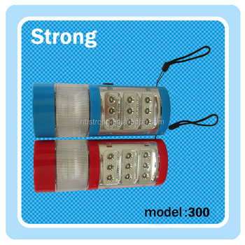 High Power Bulk Led Flashlights Aa Battery Cheap Plastic High ...