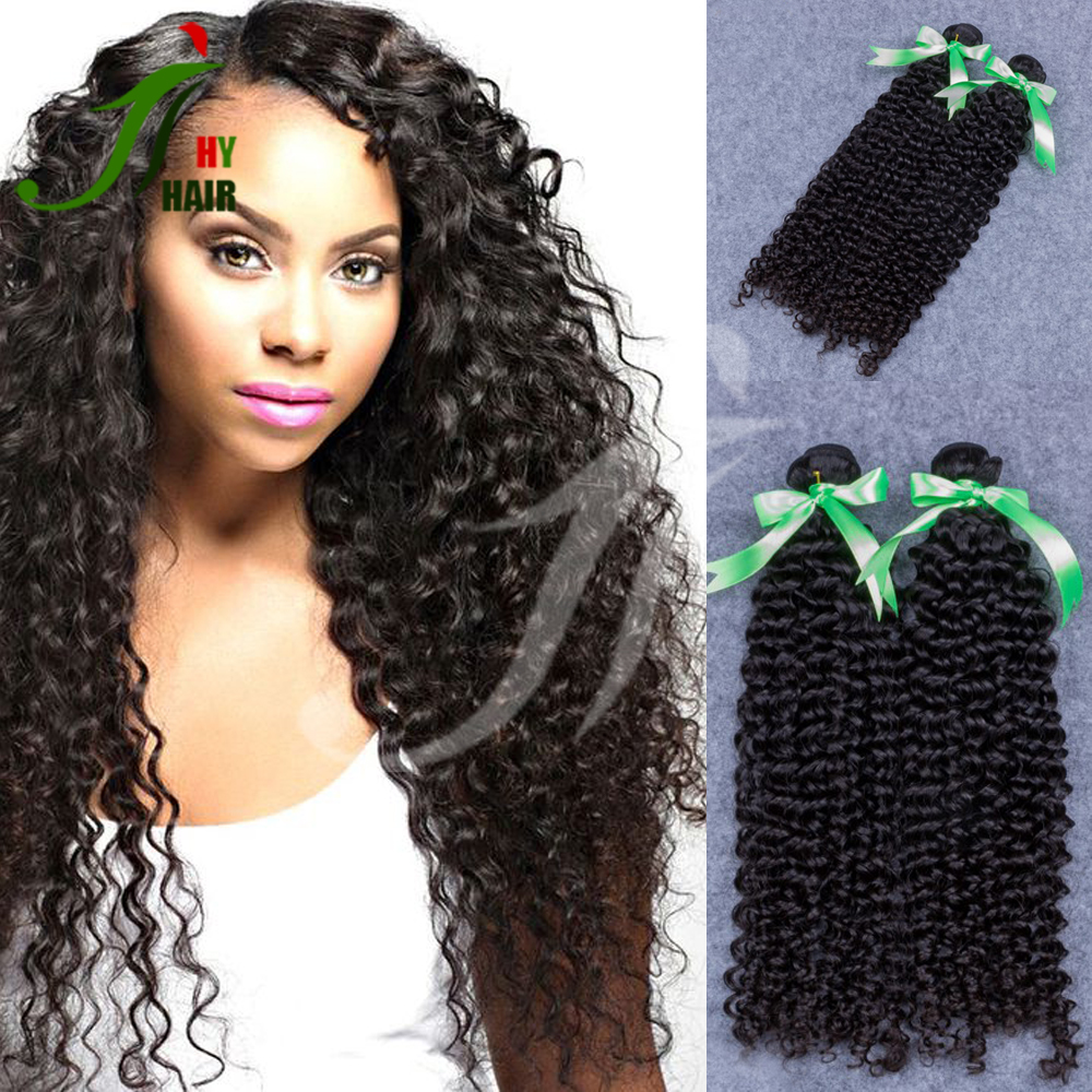Alibaba Express Remy Hair Weave Wholesale 100 Percent Human Hair Extensions Kinky Curly Hair In South Africa
