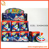 Funny plastic spinning top toy with music BO1734878-6